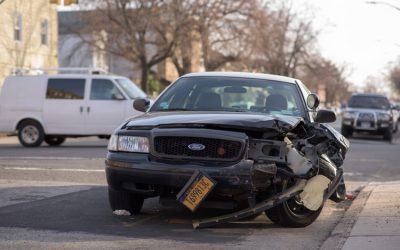 What to do if you're involved in a traffic accident in California